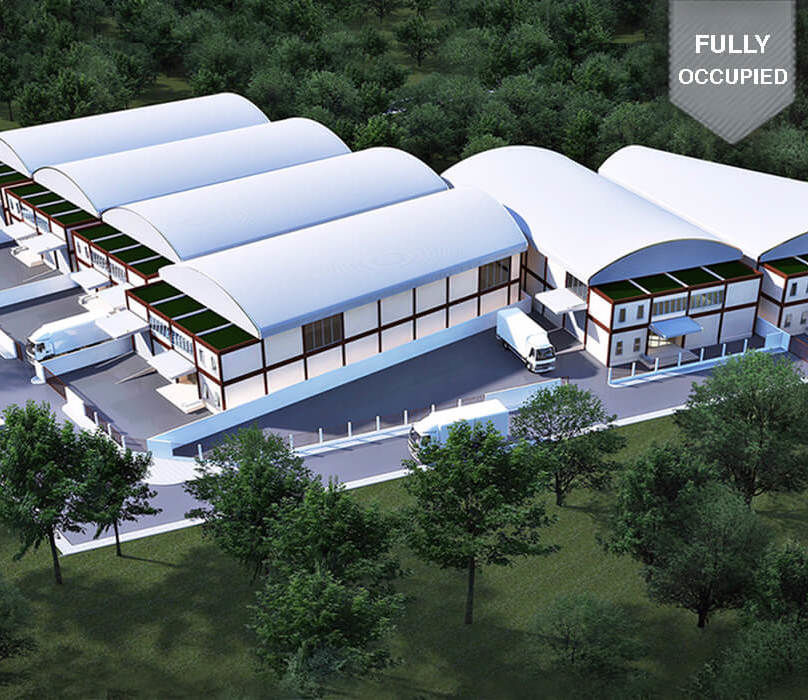 PRO IND FACTORY PARK 1 Project.  Factory for Rent Thailand.