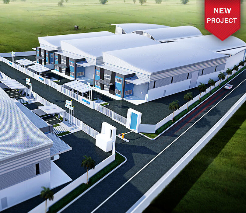 Pro Ind Factory Park 3 Project. Factory for Rent.