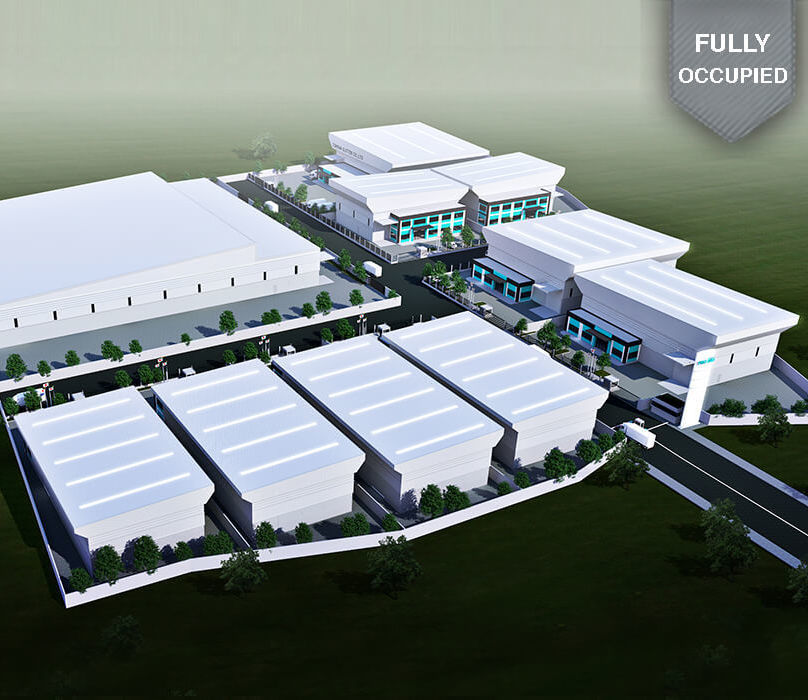PRO IND FACTORY PARK 2 PROJECT. Factory for Rent Thailand.