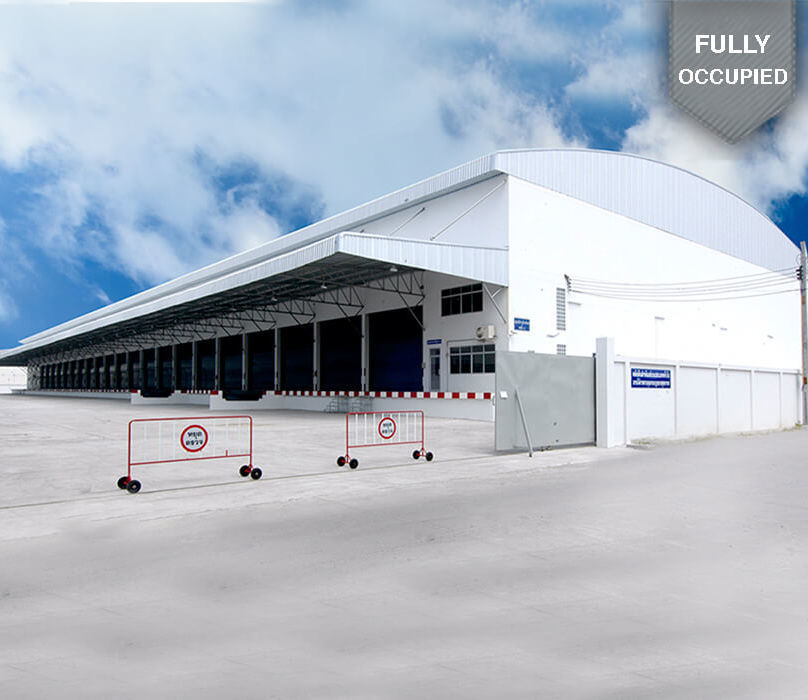 PRO IND Warehouse Park 2 Project. Warehouse for Rent Thailand.