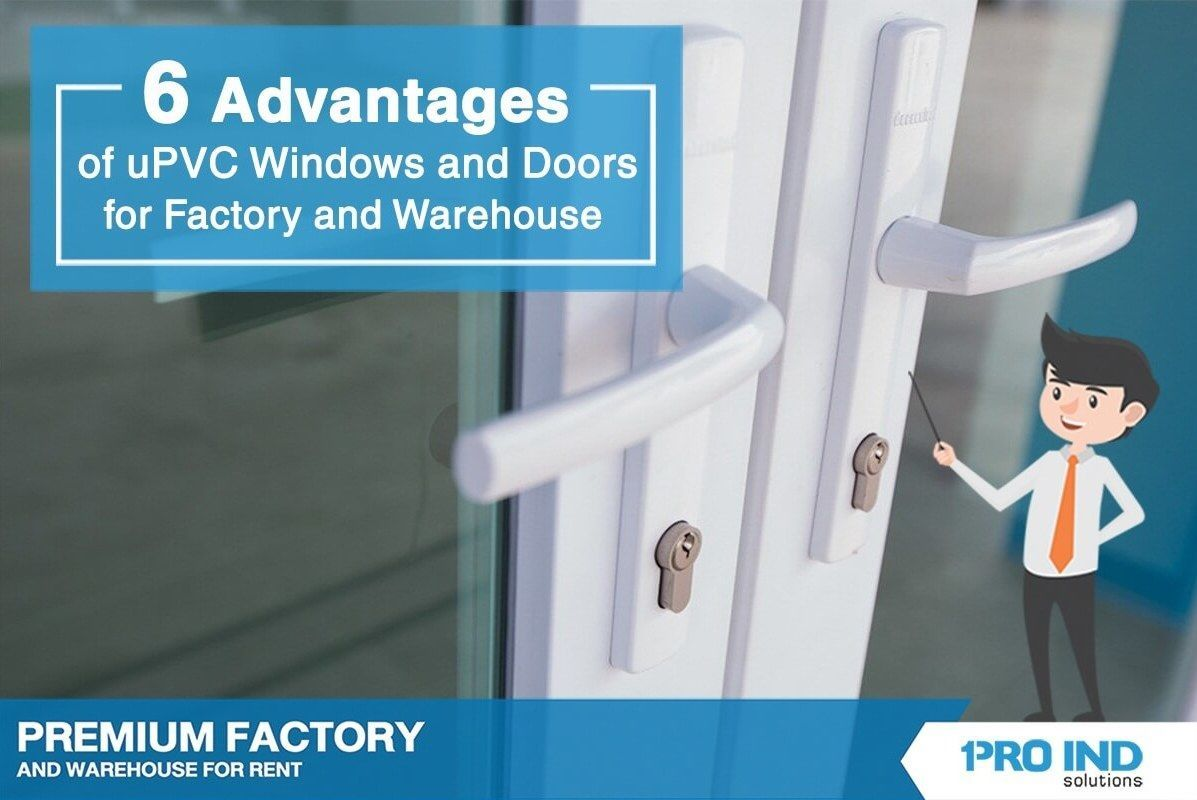 we present the essential benefits of uPVC and explain why we choose this superior material for all our doors and windows rather than conventional frames.