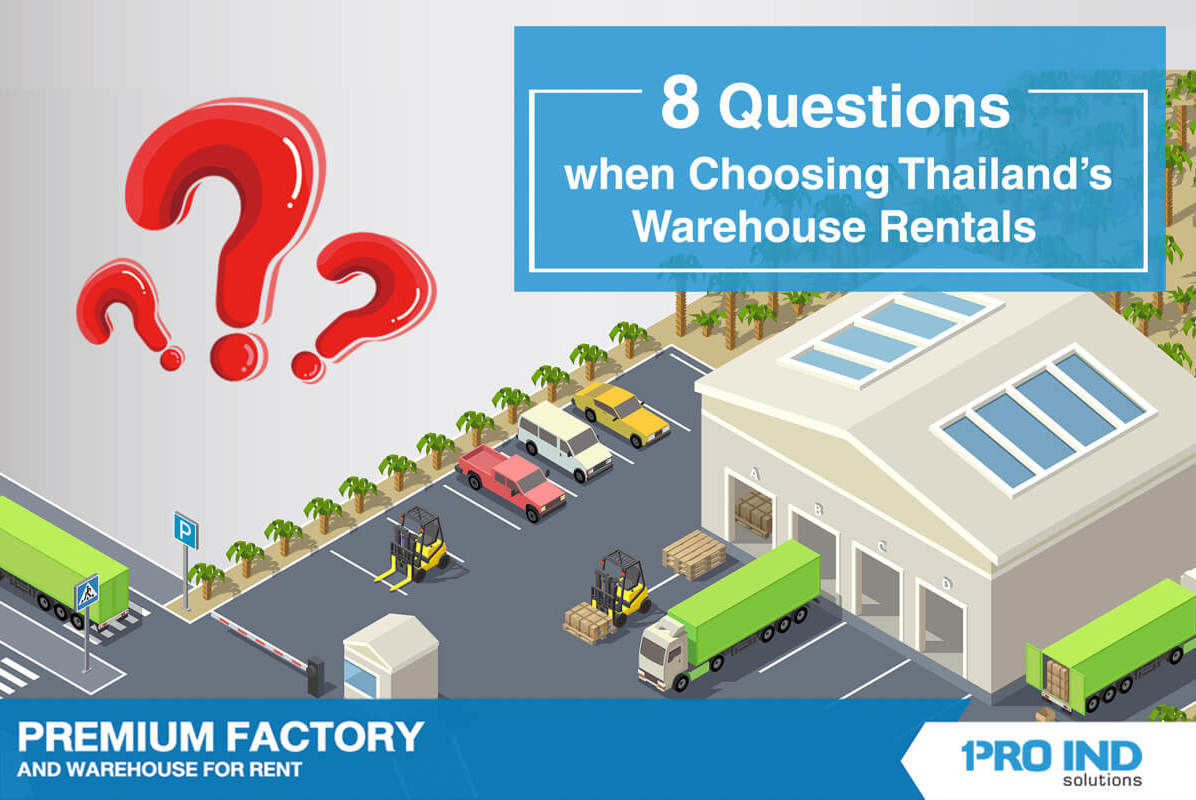 Selecting a suitable warehouse rental is imperative to business success. The current business landscape demands strategic rental warehouse.