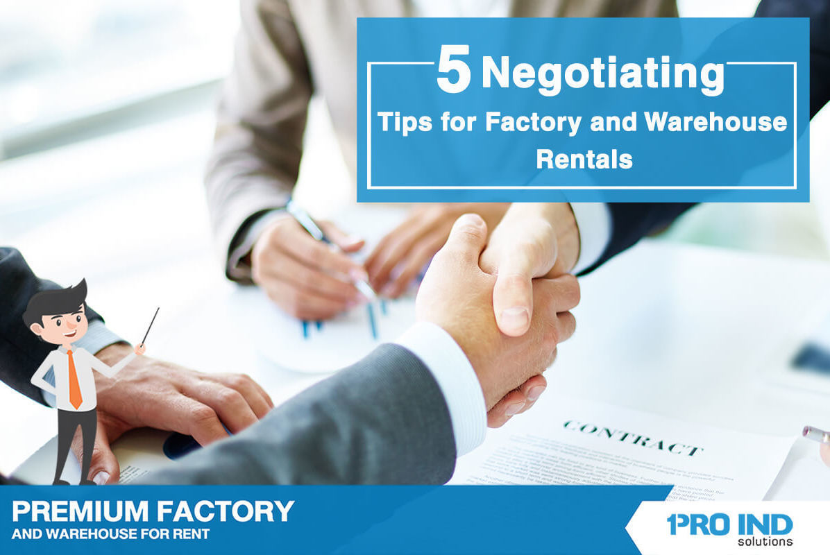 In this article, we aim to illustrate crucial negotiation tips, which help derive a fair, acceptable rental contract between you and your landlords.