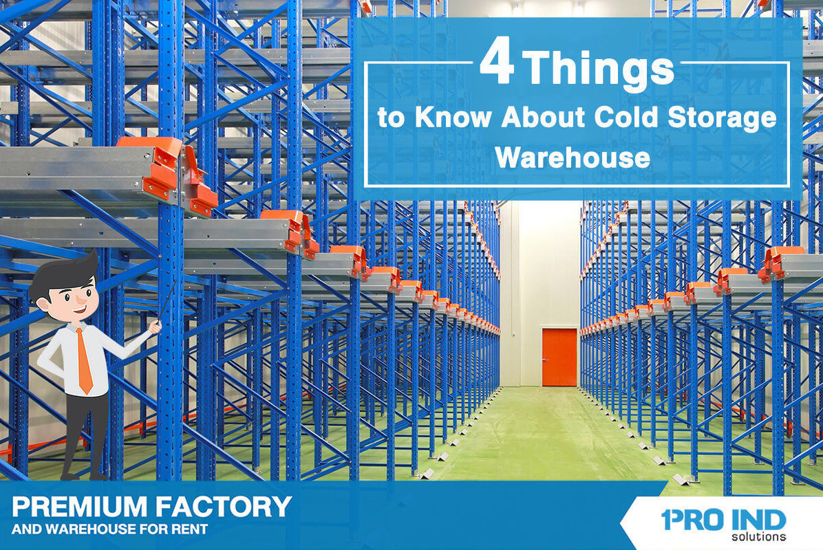 We offer insights on Thailand's cold storage warehouses for rent temperature, and how they can support your business operations advantageously.