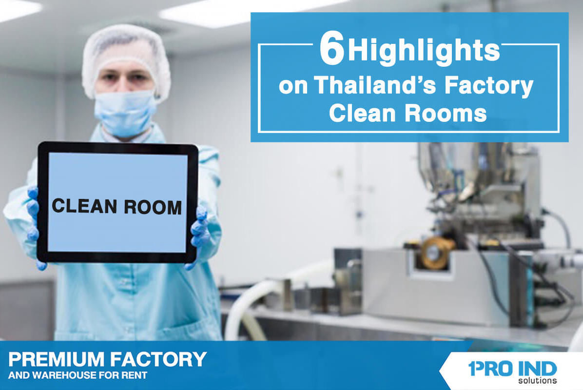 Cleanrooms are an essential part of manufacturing sites, which demands high levels of cleanliness. The cleanrooms enable your production sites to become free of germs and dust particles.
