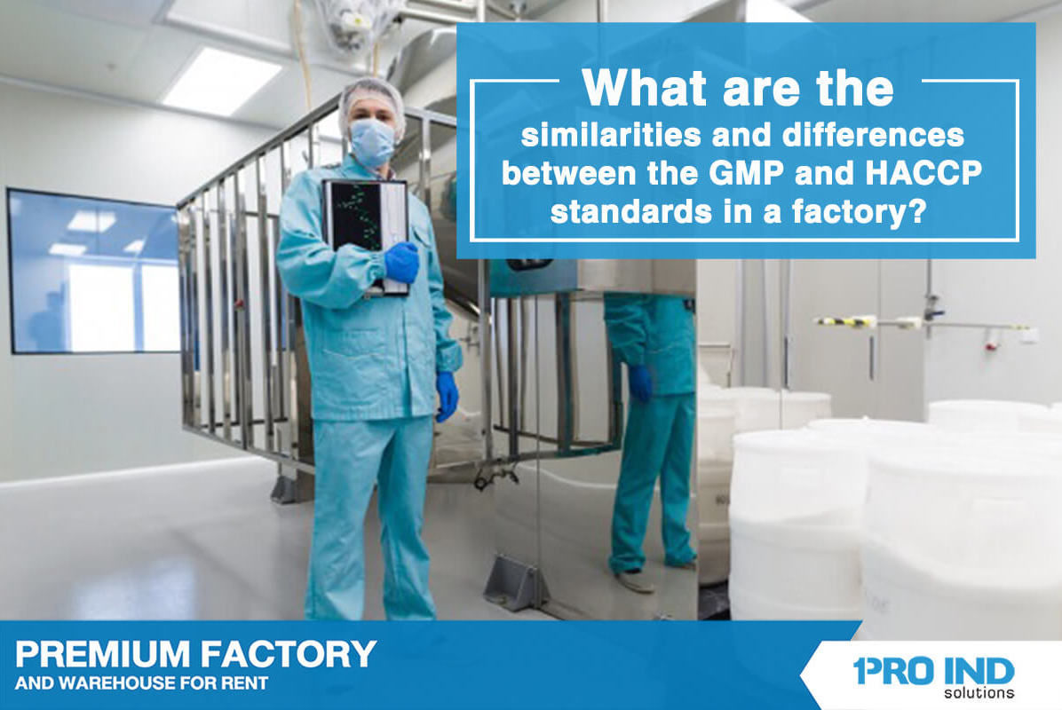 You may wonder how these two standards are different since both of them adhere to food safety and reliable manufacturing processes.   This article aims to illustrate the similarities and differences.