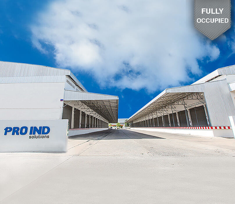 PRO IND Warehouse Park 1 Project. Warehouse for Rent Thailand