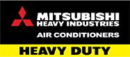 แอร์มิตซูบิชิเฮฟวี่ดิวตี้ Mitsubishi Heavy Duty