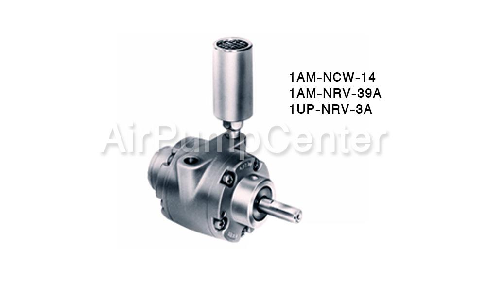 Air Motor , Geared Air Motor , มอเตอร์ลม , มอเตอร์เกียร์ลม, Gast Air Power Gearmotors , GAST