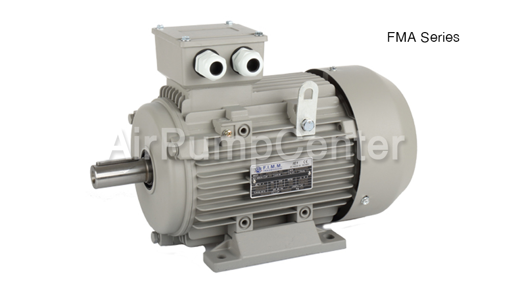 Electric Motor , มอเตอร์ไฟฟ้า , HITACHI , MITSUBISHI , ELEKTRIM , F.I.M.M. , VENANZETTI , Three Phase IP55 , Single Phase