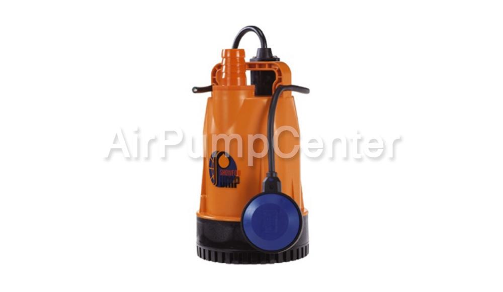 ปั๊มน้ำ, ปั้มน้ำ, Submersible Pump, ปั๊มแช่, ไดโว่, ปั๊มน้ำเสีย, SHOWFOU, GFA Series, GF-100N, GF-200, GF-370, GF-680, GFA-100N, GFA-200, GFA-370, GFA-680