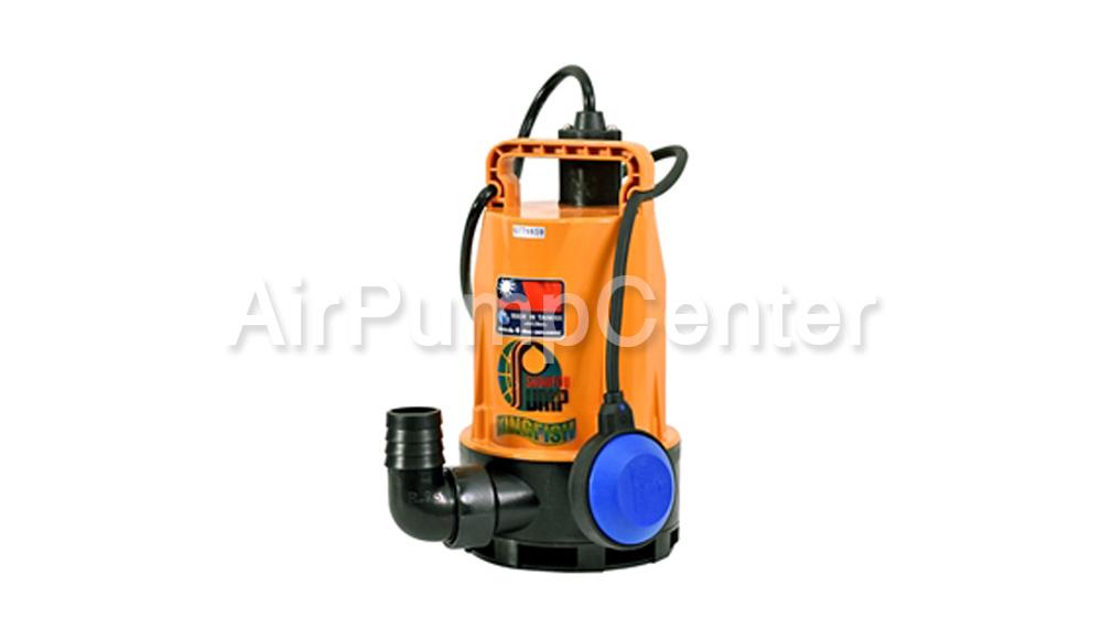 ปั๊มน้ำ, ปั้มน้ำ, Submersible Pump, ปั๊มแช่, ไดโว่, ปั๊มน้ำเสีย, SHOWFOU, GVA Series, GV-200, GV-370, GV-680, GVA-200, GVA-370, GVA-680