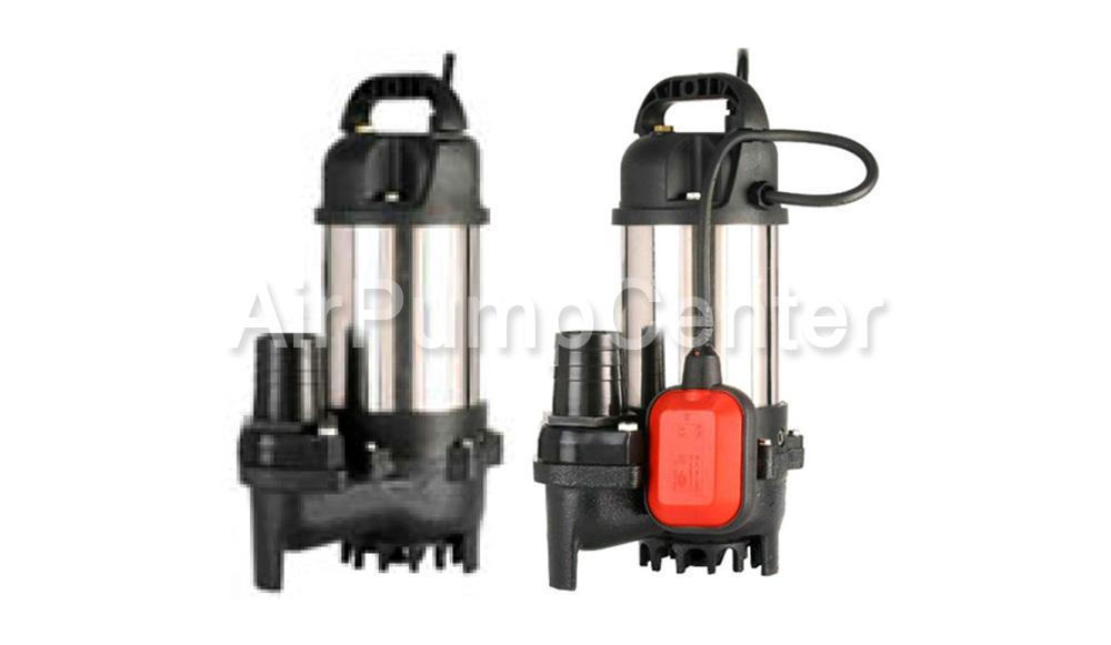 ปั๊มน้ำ, ปั้มน้ำ, Submersible Pump, ปั๊มแช่, ไดโว่, ปั๊มน้ำเสีย, ARWANA, ปั๊มจุ่มดูดโคลนไฟฟ้า, KVS Series, KSV-151, KSV-151A, KSV-401, KSV-401A, KSV-400T, KSV-750, KSV-750A, KSV-750T