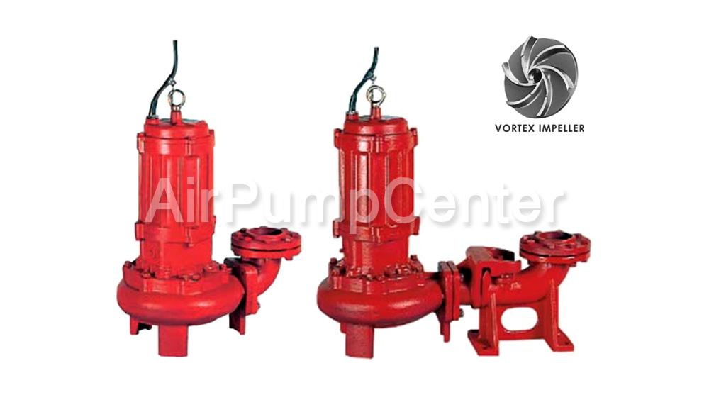 ปั๊มน้ำ, ปั้มน้ำ, Submersible Pump, ปั๊มแช่, ไดโว่, ปั๊มน้ำเสีย, Kawamoto, VU4 Series, VU4-505-0.75, VU4-505-1.5, VU4-655-3.7, VU4-655-5.5, VU4-655-7.5, VU4-805-3.7, VU4-805-5.5, VU4-805-7.5, VU4-1005-3.7, VU4-1005-5.5, VU4-1005-7.5