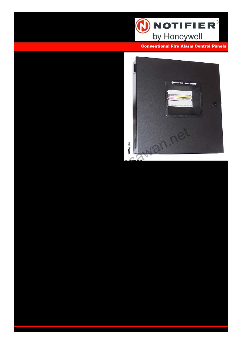 notifier sfp 2402 manual