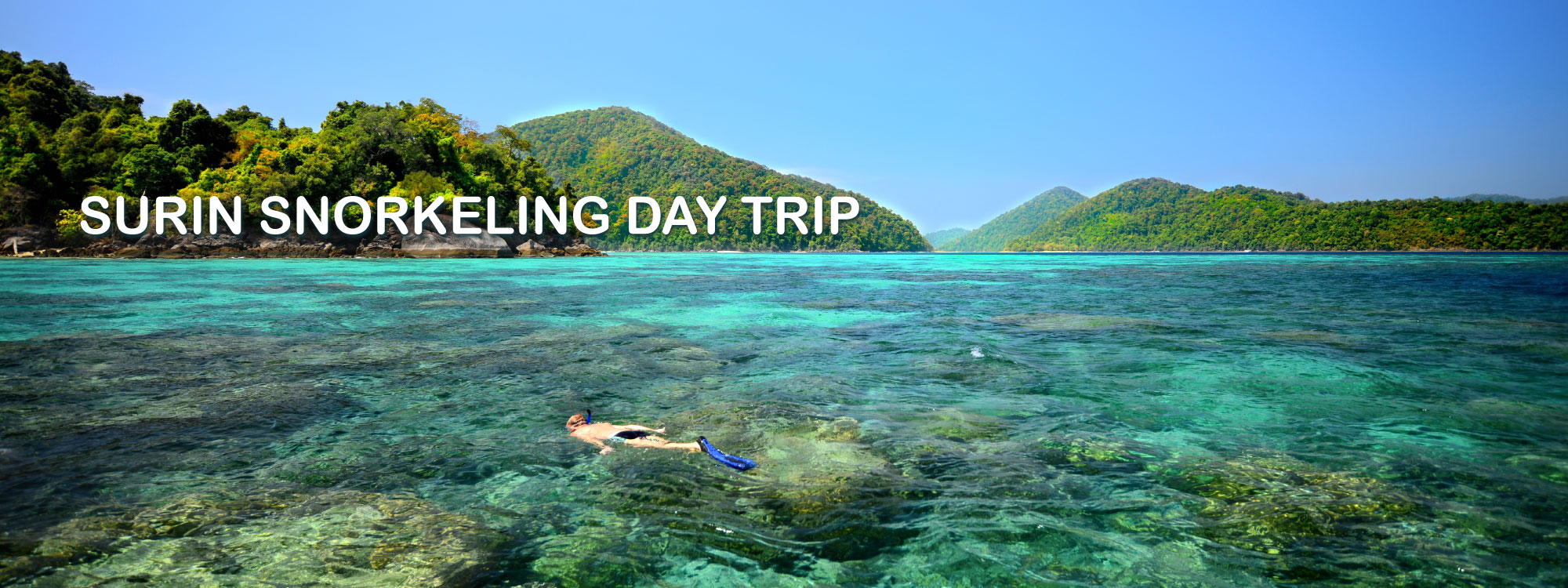 Surin Snorkeling Tour Packages