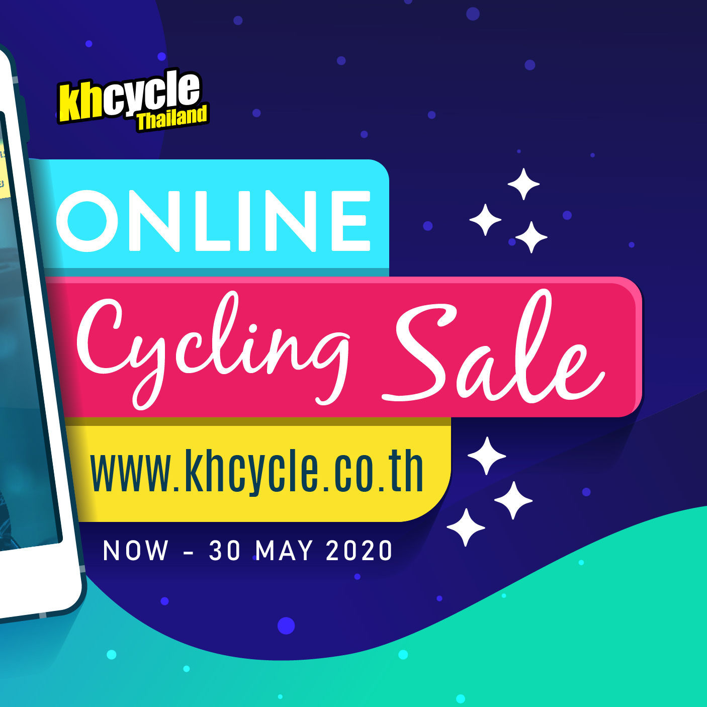 Online Cycling SALE