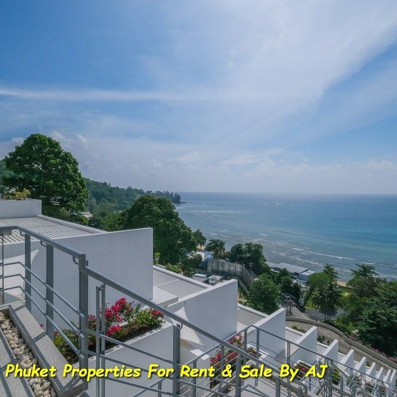 2 Bedrooms apartment with Panoramic seaview Kamala Beach