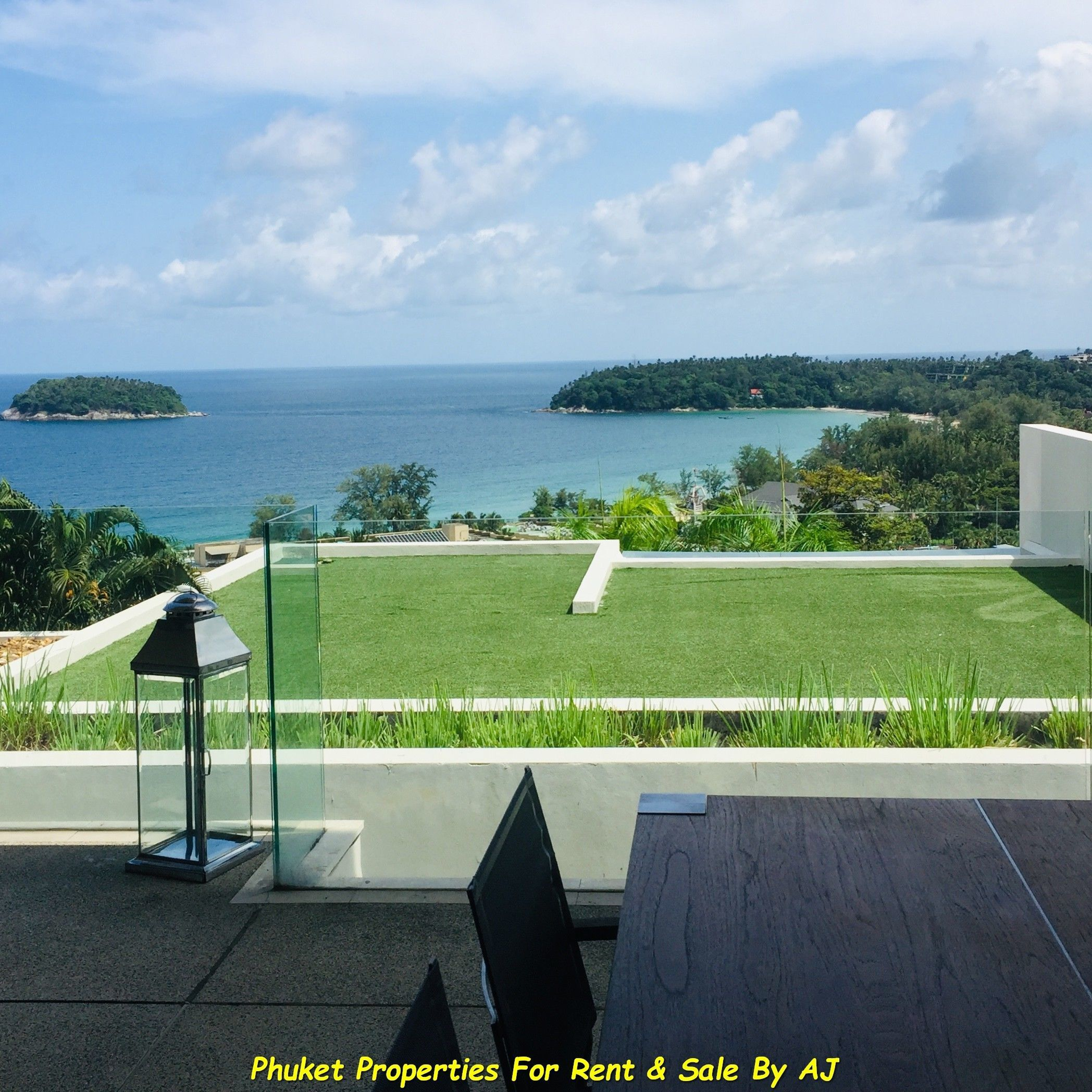 2 Bedrooms modern style at Kata Beach