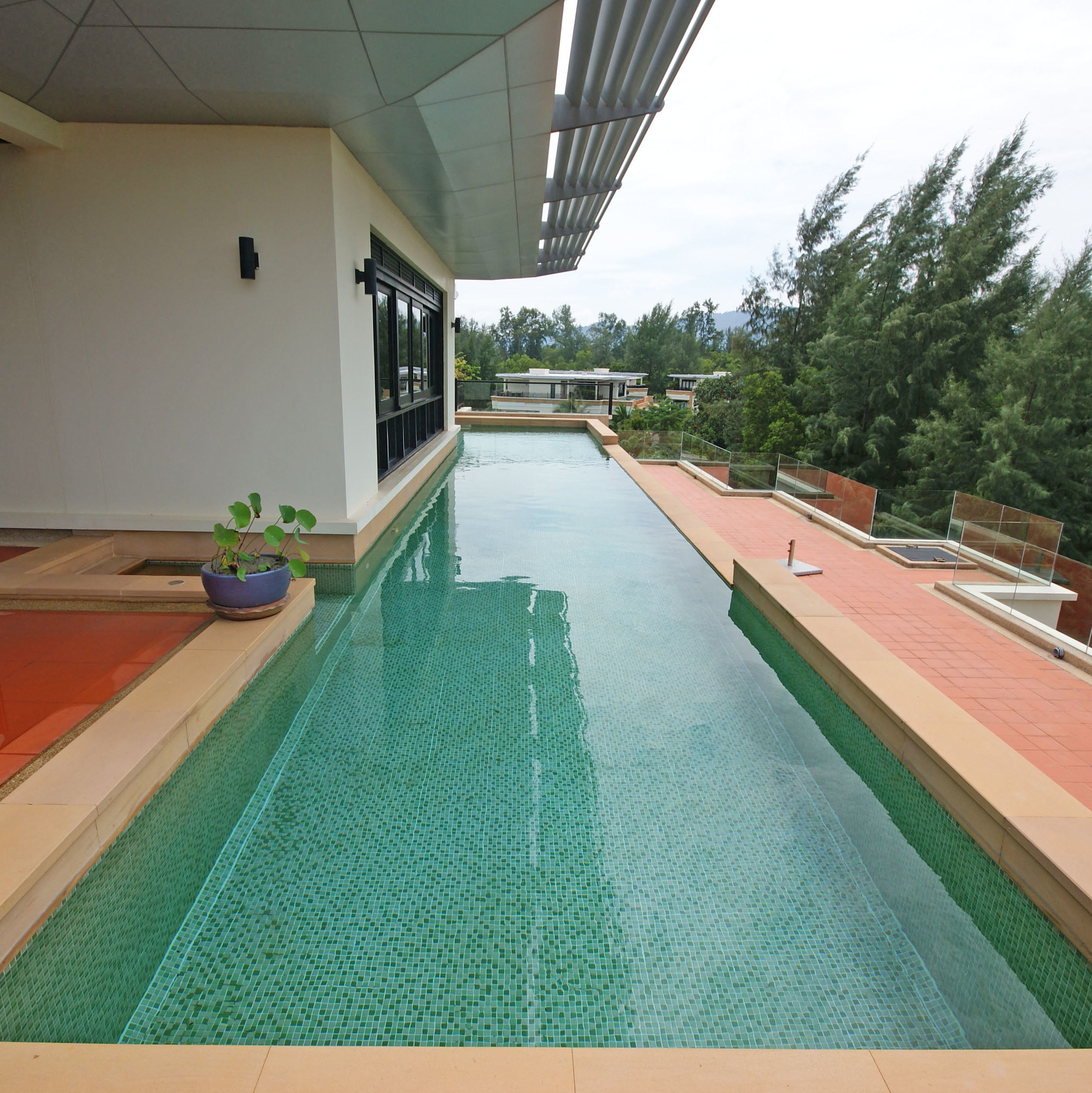 3 bedrooms penthouse with private pool, Bangtao Beach