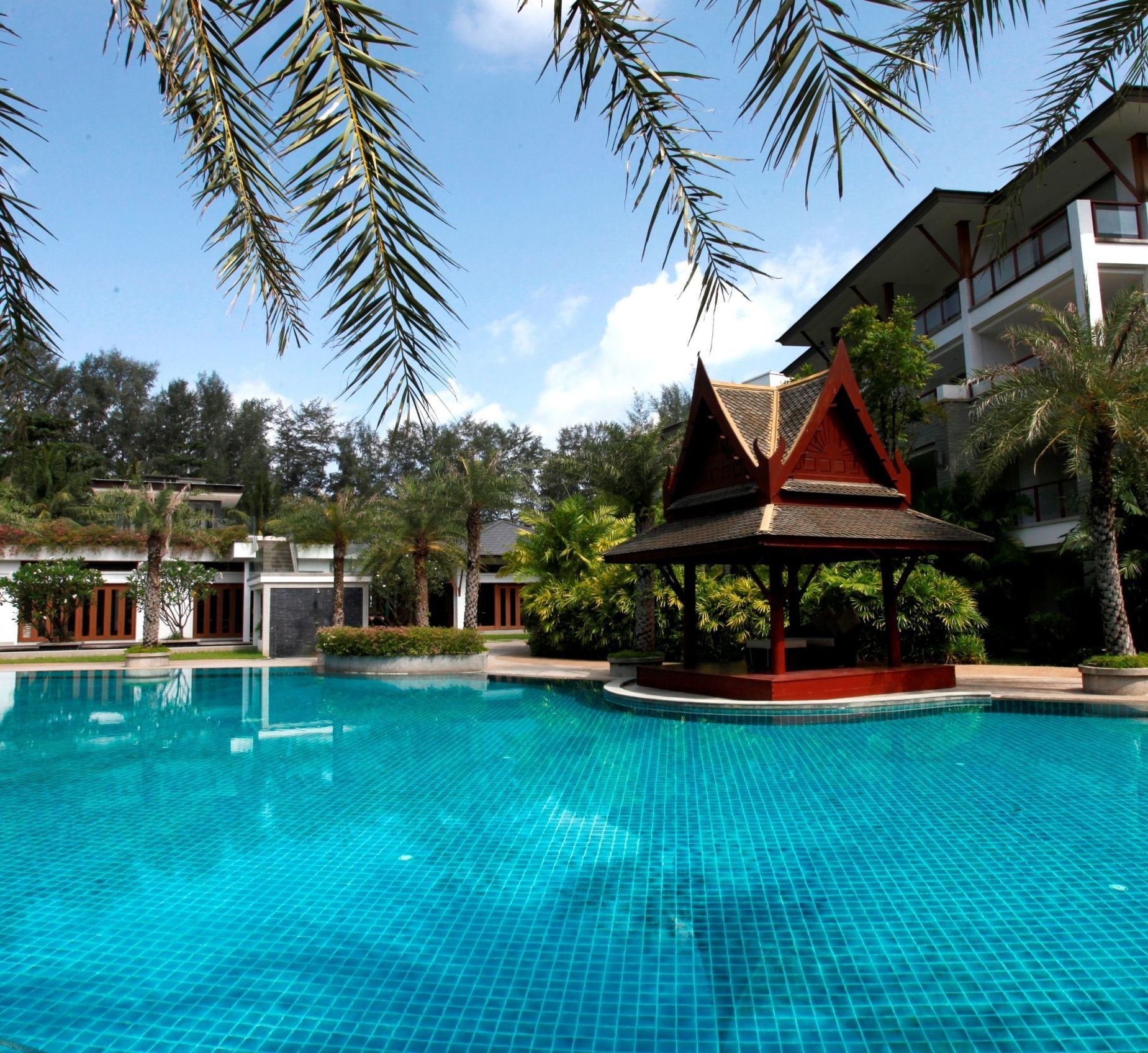 3 Bedrooms apartment for rent Phuket Naithon Beach CP03