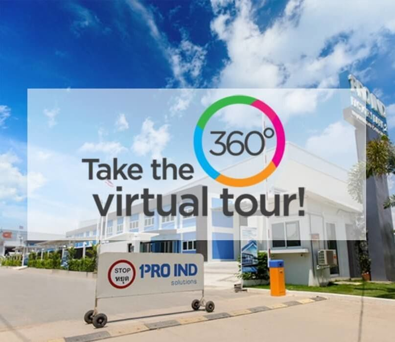 Pro Ind Factory Park 2 Virtual Tour
