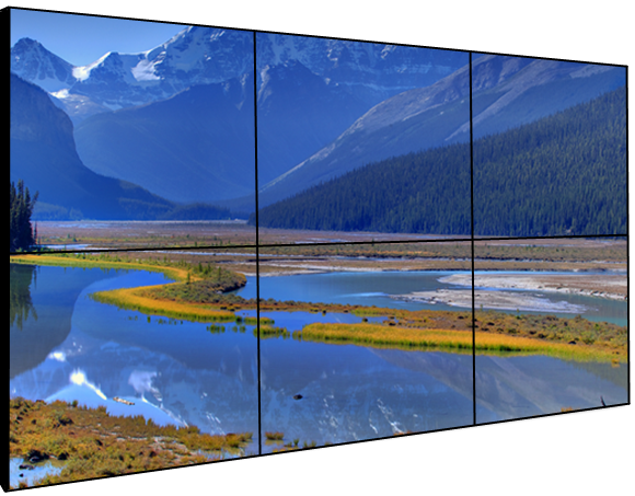 LCD VIDEO WALL 46 inch