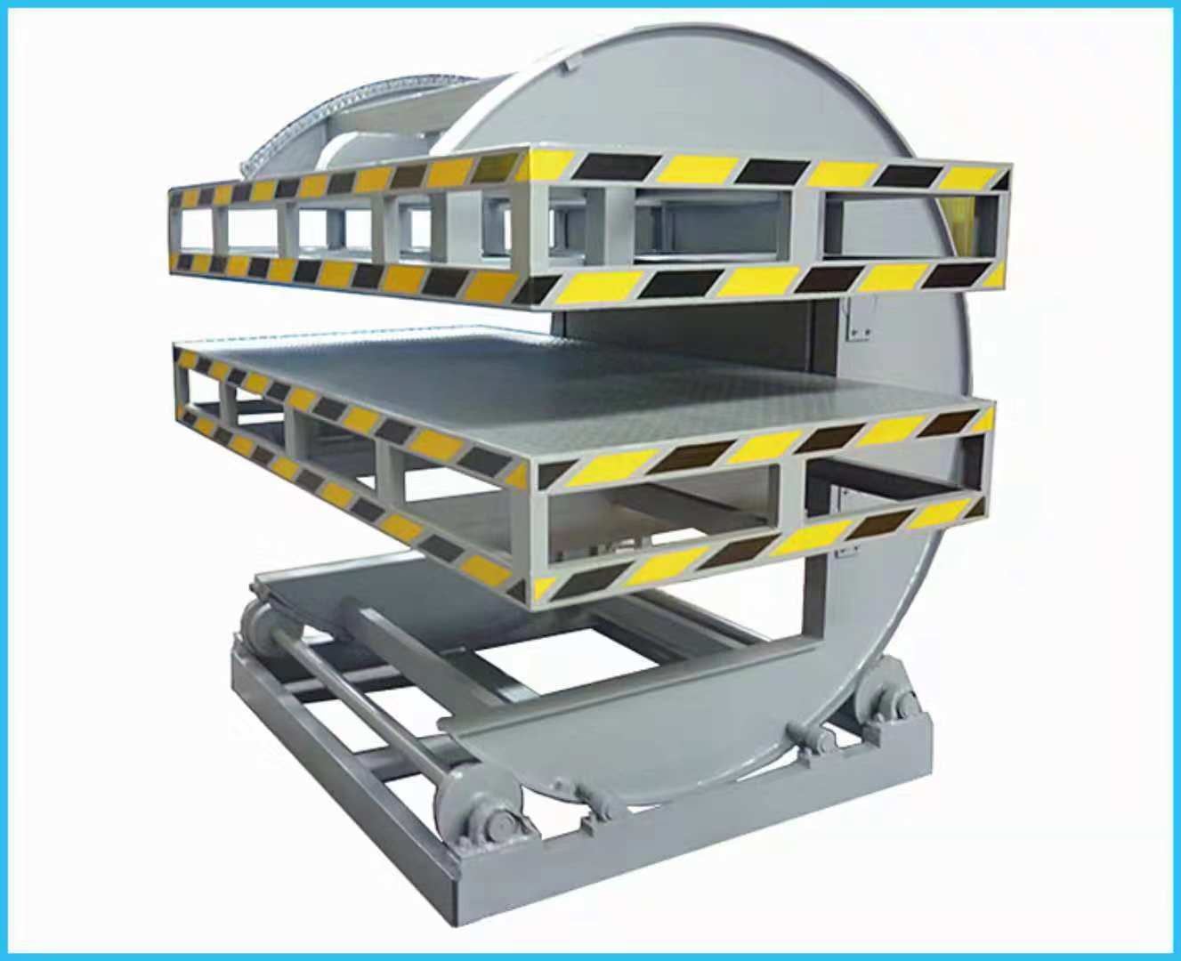 เครื่องพลิกไม้, Board turning machine, 180 degree board turning machine, 180 degree turning machine