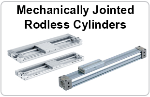 Mechanically Jointed Rodless Cylinders