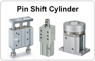 Pin Shift Cylinder