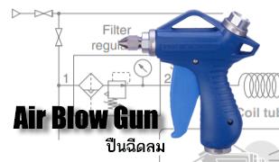 ปืนฉีดลม-Air Blow Gun