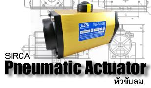 หัวขับลม (Pneumetic Actuator)