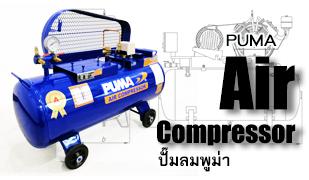 ปั้มลมพูม่า-Air Compressor