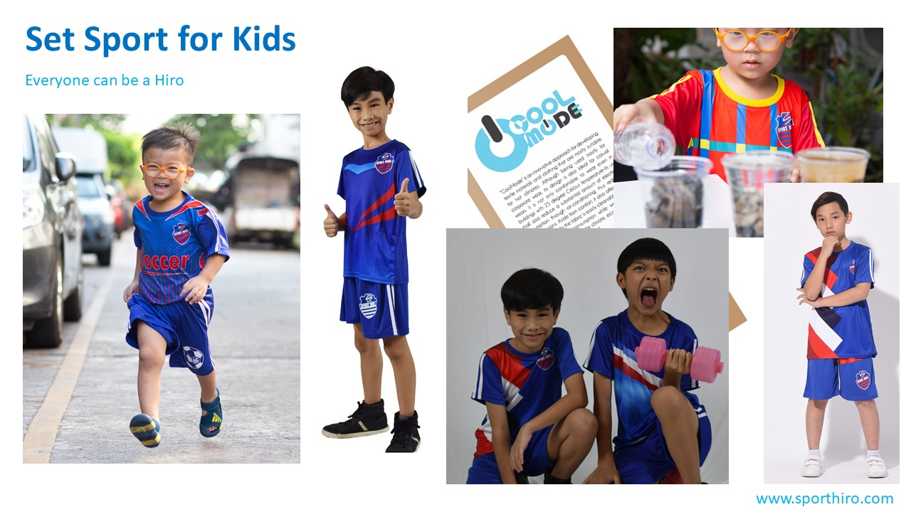 Sport Hiro Sport for Kids