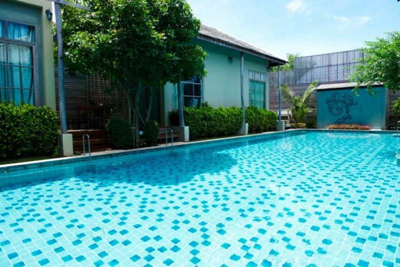 parameter swimming pool