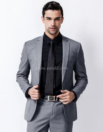 เสื้อสูท สีเทา suitdd-chakol code#00