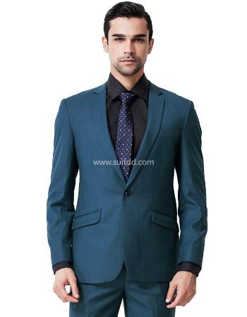 เสื้อสูทผู้ชาย สีน้ำเงินอ่อน suitdd ocean code#59