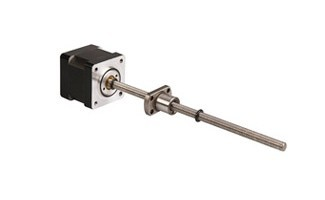Dings Hybrid stepper motor ball screw linear actuators