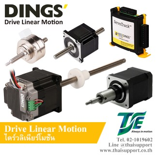 Dings Drive Linear Motion