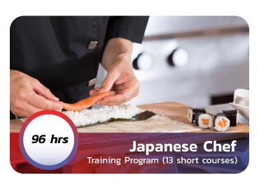 Japanese Chef Training