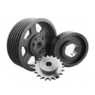 Pulley sprocket