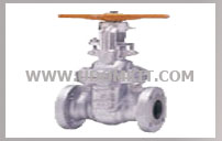 KITZ GATE VALVE CAST CARBON