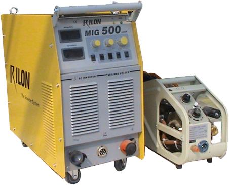 เครื่องเชื่อมซีโอทู MIG500IJ